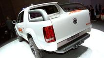 Volkswagen Pickup konseptiauto
