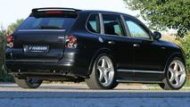 HAMANN HM 5.6 Increased Capacity Engine for the Porsche Cayenne S