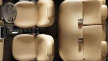 Nissan Note Compact Car Interior