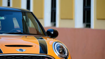MINI Cooper five-door US spec