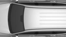 Mitsubishi Pajero Sport / Montero Sport / Challenger patent image