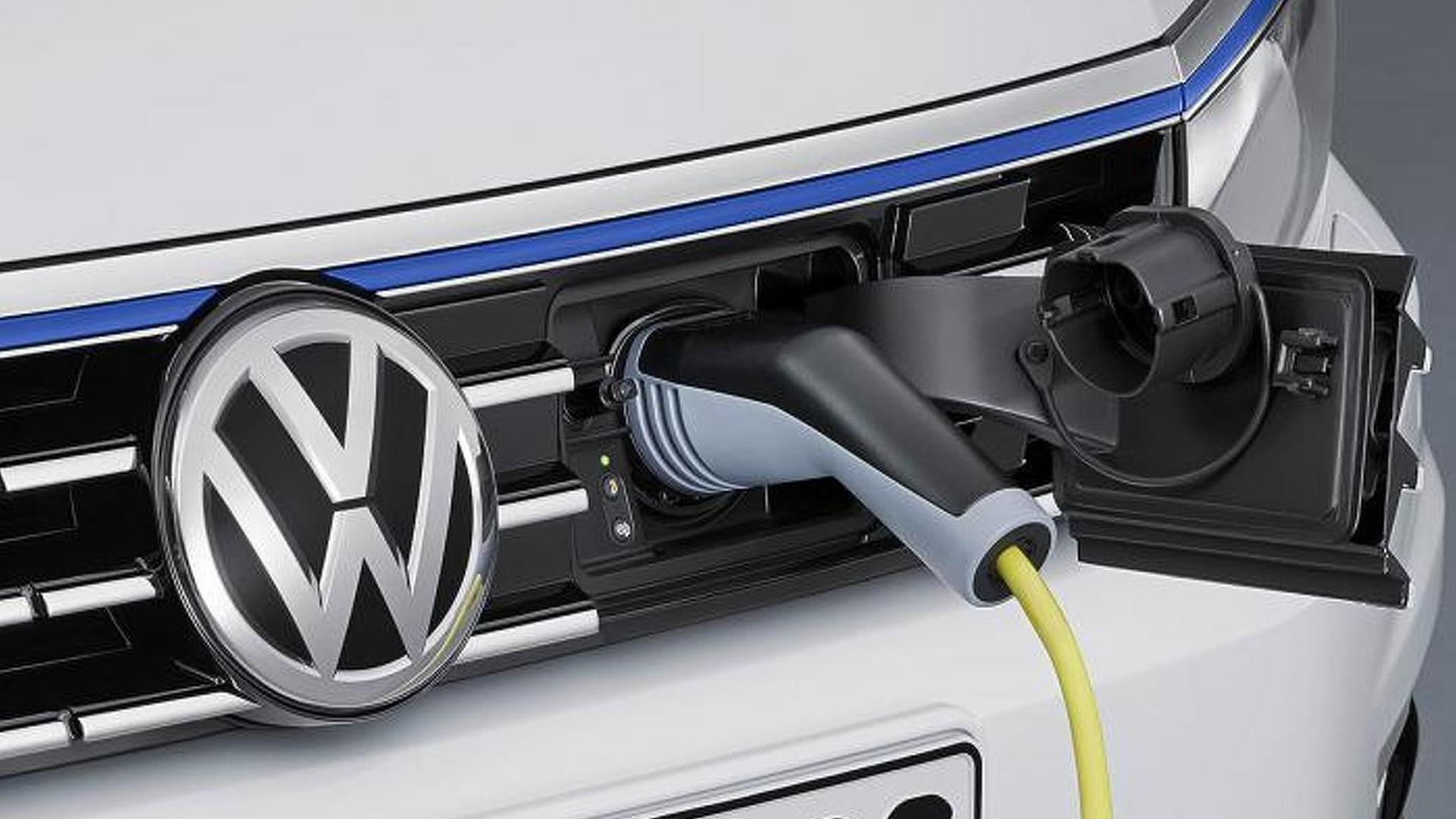 VW's EV concept in Paris previews models with 372-mile range