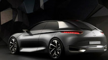 Citroen Divine DS concept revealed, debuts in Paris