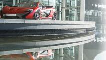 McLaren P1 P1 Satin Volcano Red by MSO