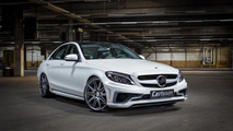 2014 Mercedes-Benz C-Class restyled by Carlsson