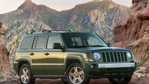 Jeep Patriot and Compass Rallye (UK)