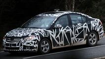 The new Chevy Nubira, in Hot Zebra