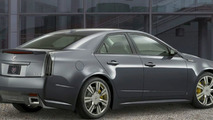 Cadillac CTS Sport Concept at 2007 SEMA