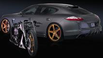 NLC Porsche Panamera GP-970  26.7.2012