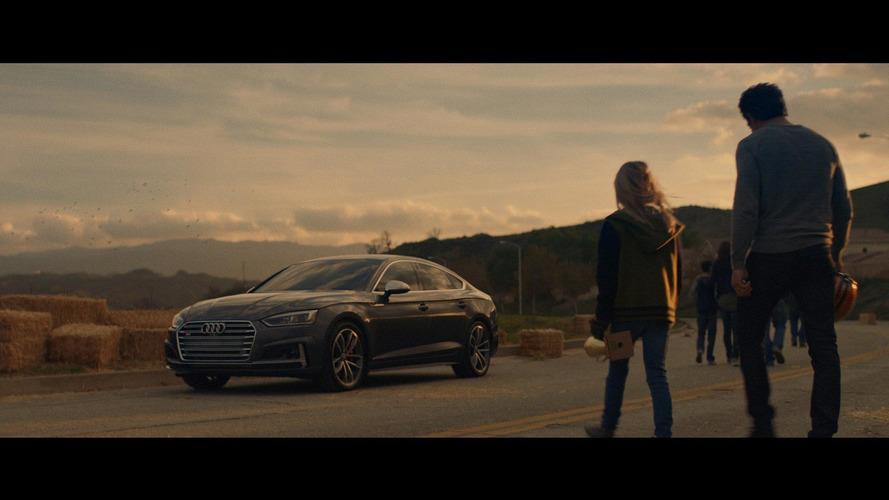 Audi Super Bowl spot advertises equality over new S5 Sportback
