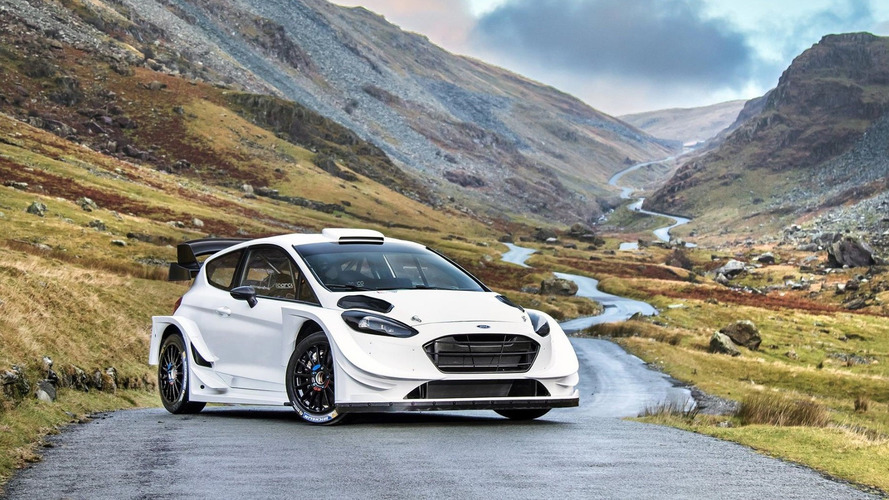 2017 Ford Fiesta WRC gets heavy dose of steroids
