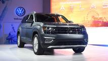 Nouveau Volkswagen Atlas - Taillé pour les USA
