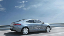 LEAKED: Renault Laguna Coupé Arises Before Launch
