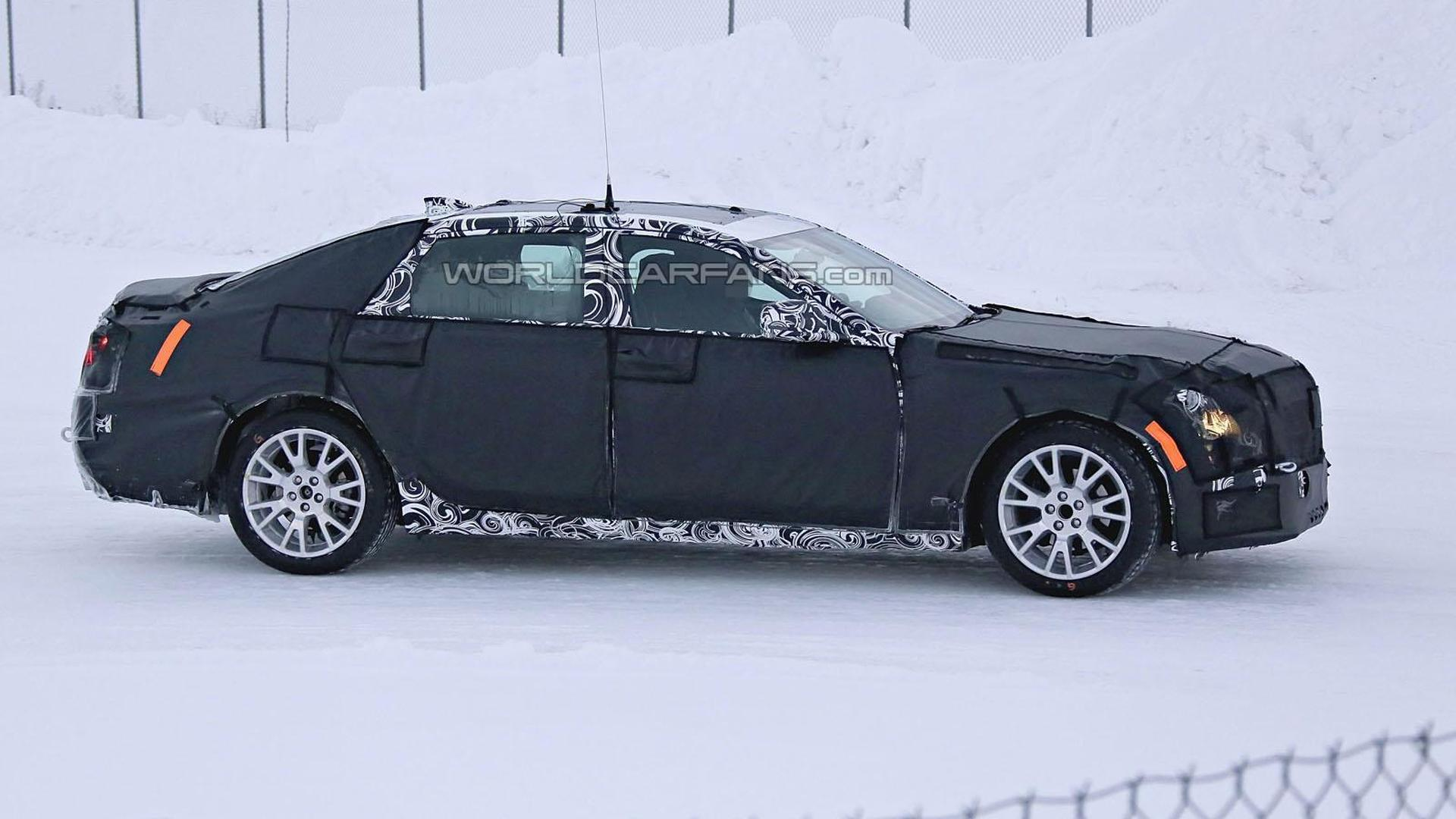 Cadillac LTS flagship to debut at the 2015 NY Auto Show - report