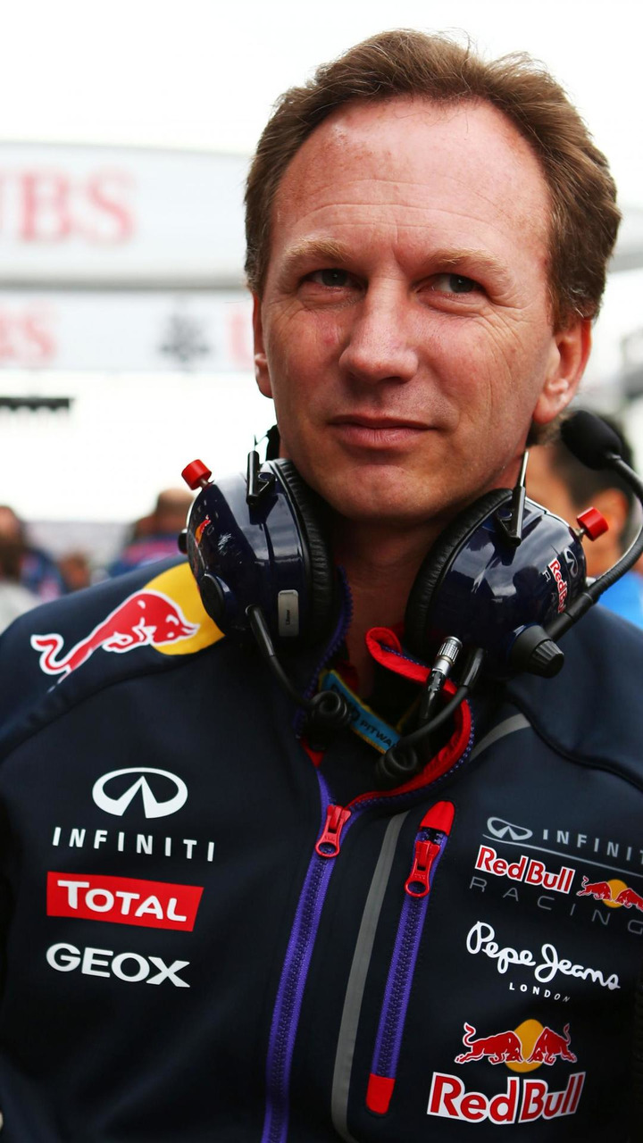 Christian Horner (GBR), 20.04.2014, Chinese Grand Prix, Shanghai / XPB