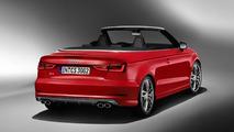 Audi S3 Cabrio drops it top in Geneva