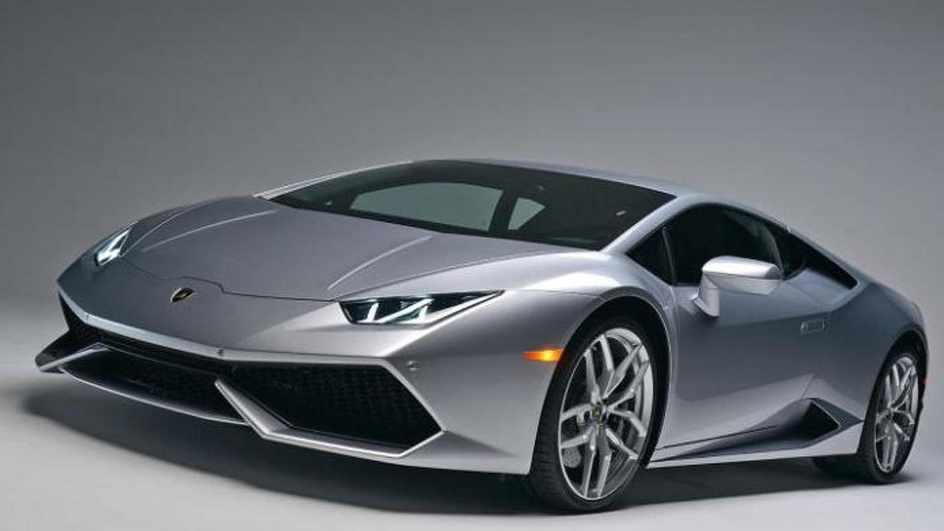 Lamborghini Huracan receives 700 orders, debuts in Geneva next month