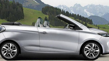 Renault asks fans if they want a Zoe Cabrio