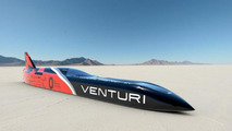 Venturi VBB-3 announced, will attempt to set EV speed record