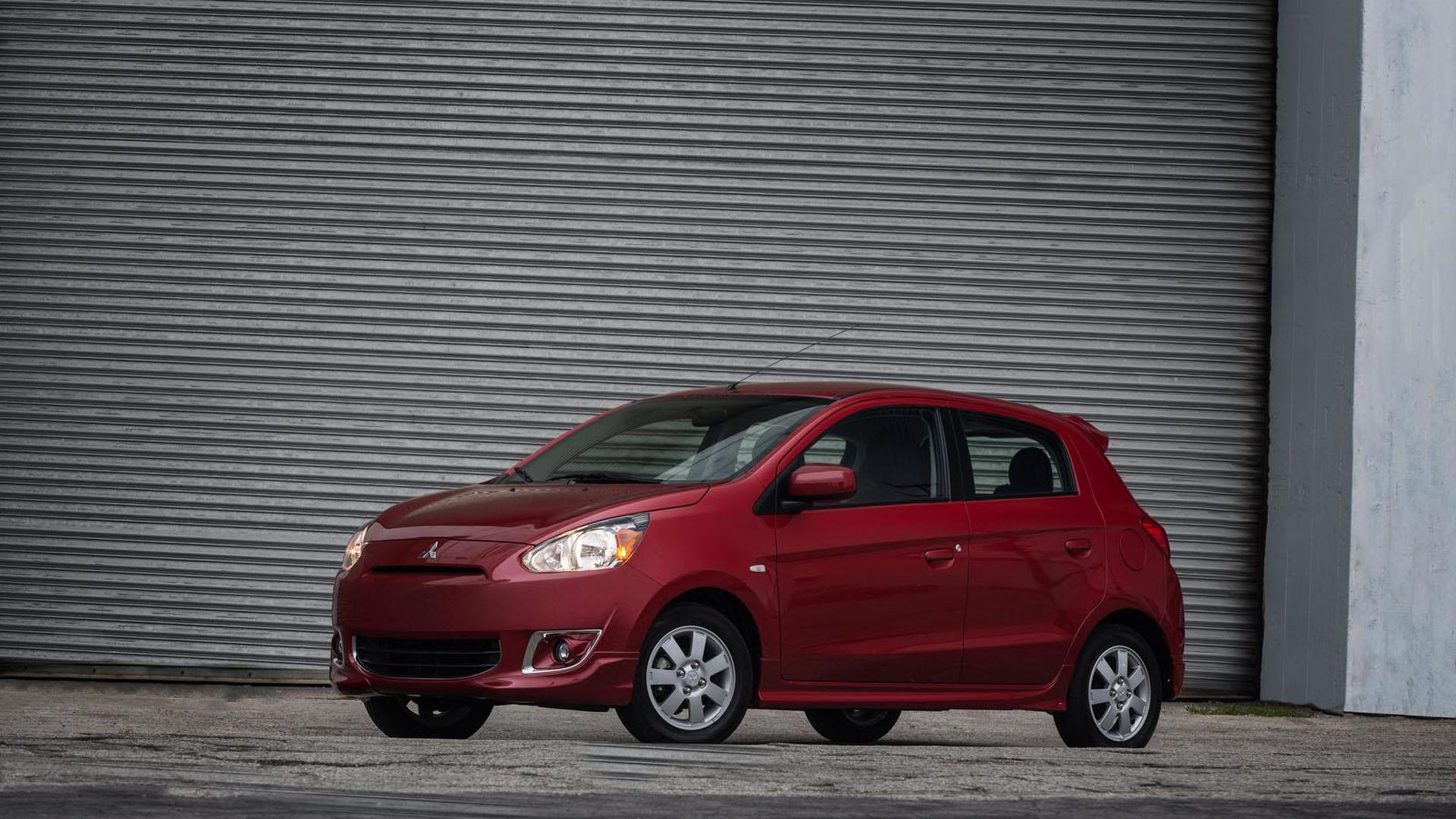 2014 Mitsubishi Mirage pricing announced (US)