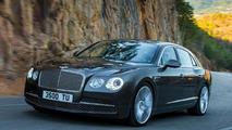 2014 Bentley Flying Spur unveiled in Geneva [video]