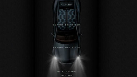 Updated Fisker Karma teased, debuts later this month