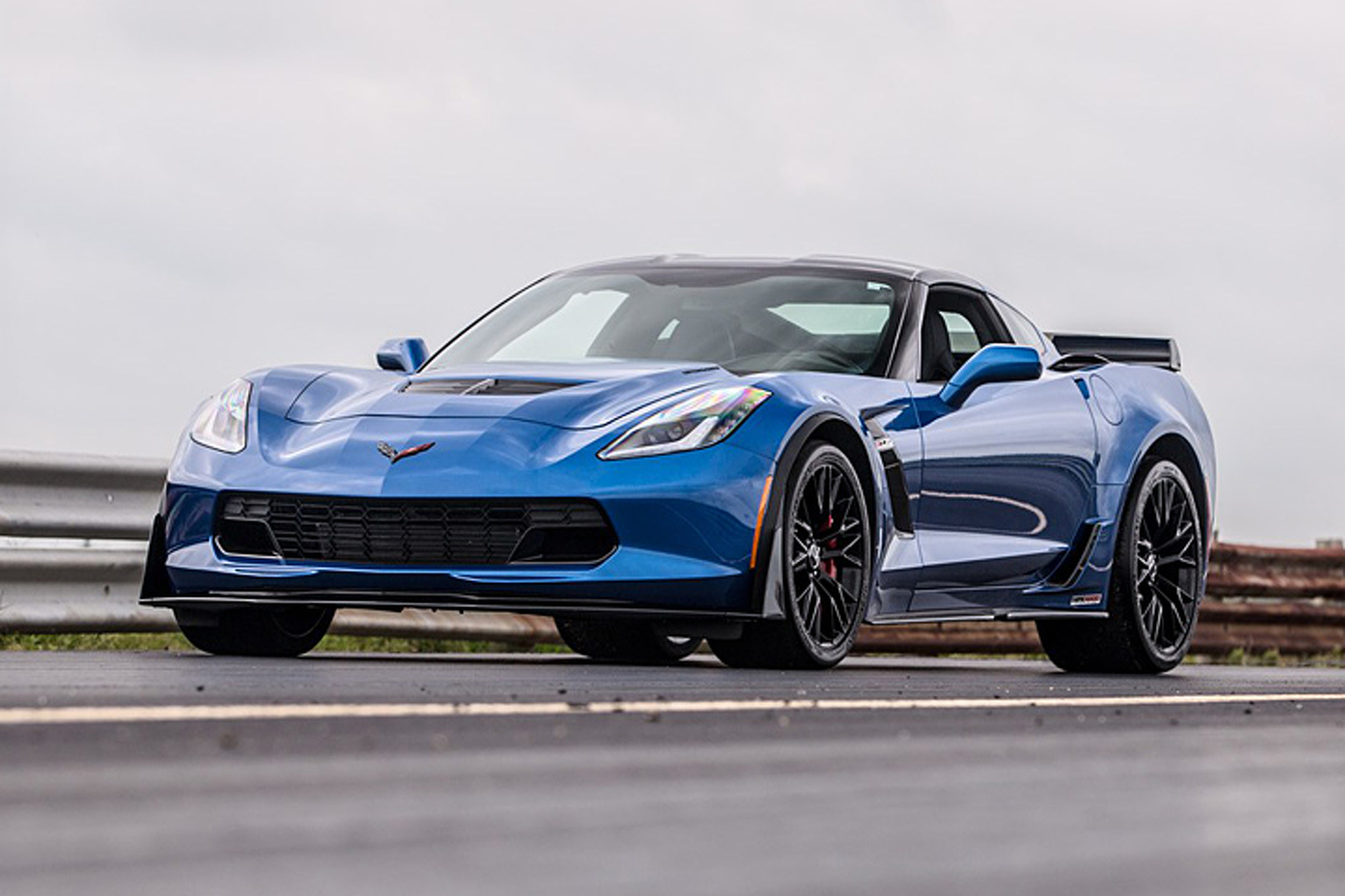 The 2016 Hennessey Corvette Z06 is a 1,000-HP Screamer