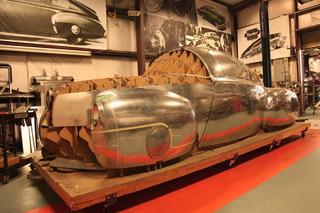 Long Forgotten Tucker Torpedo Concept Rising from the Dead