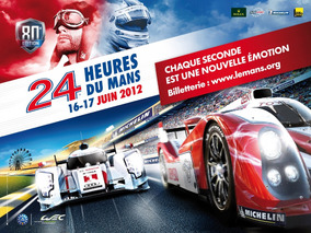 2012 Le Mans Race Guide