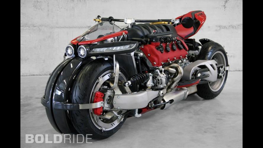 Lazareth LM 847 Quad Bike