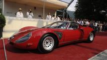 Alfa Romeo 33 Stradale, Concorso d'Eleganza Villa d'Este 2011, 22.05.2011