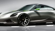 Future Porsche 911 design project by Nicolas Dengel, 1000, 17.08.2011