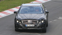 2013 Mercedes-Benz S-Class testing on the ring 18.08.2011