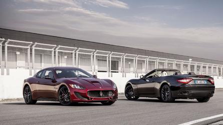 Maserati fête les 60 ans de la 3500 GT