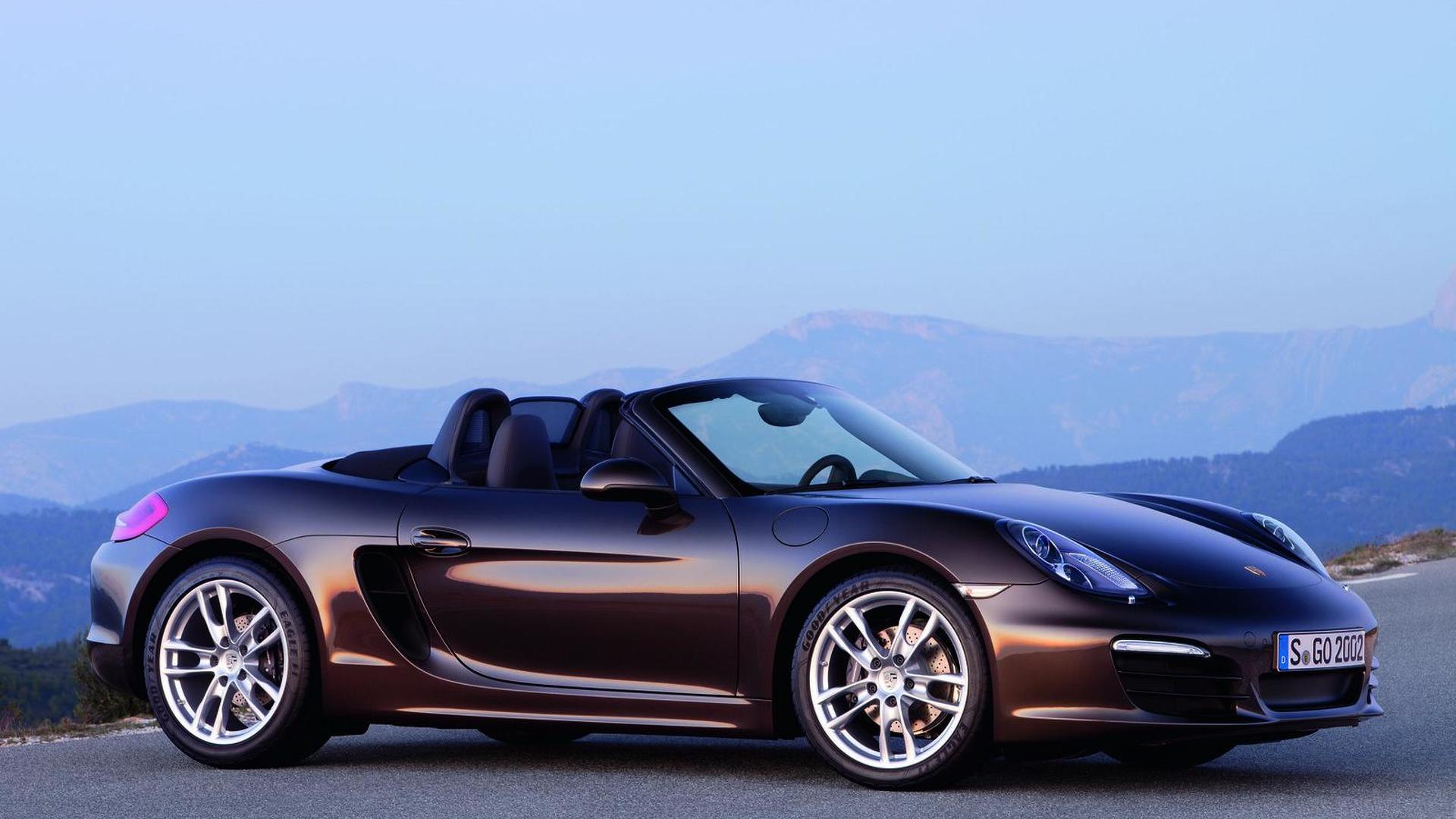 New Porsche Boxster Secrets: Geneva 2012 [video]