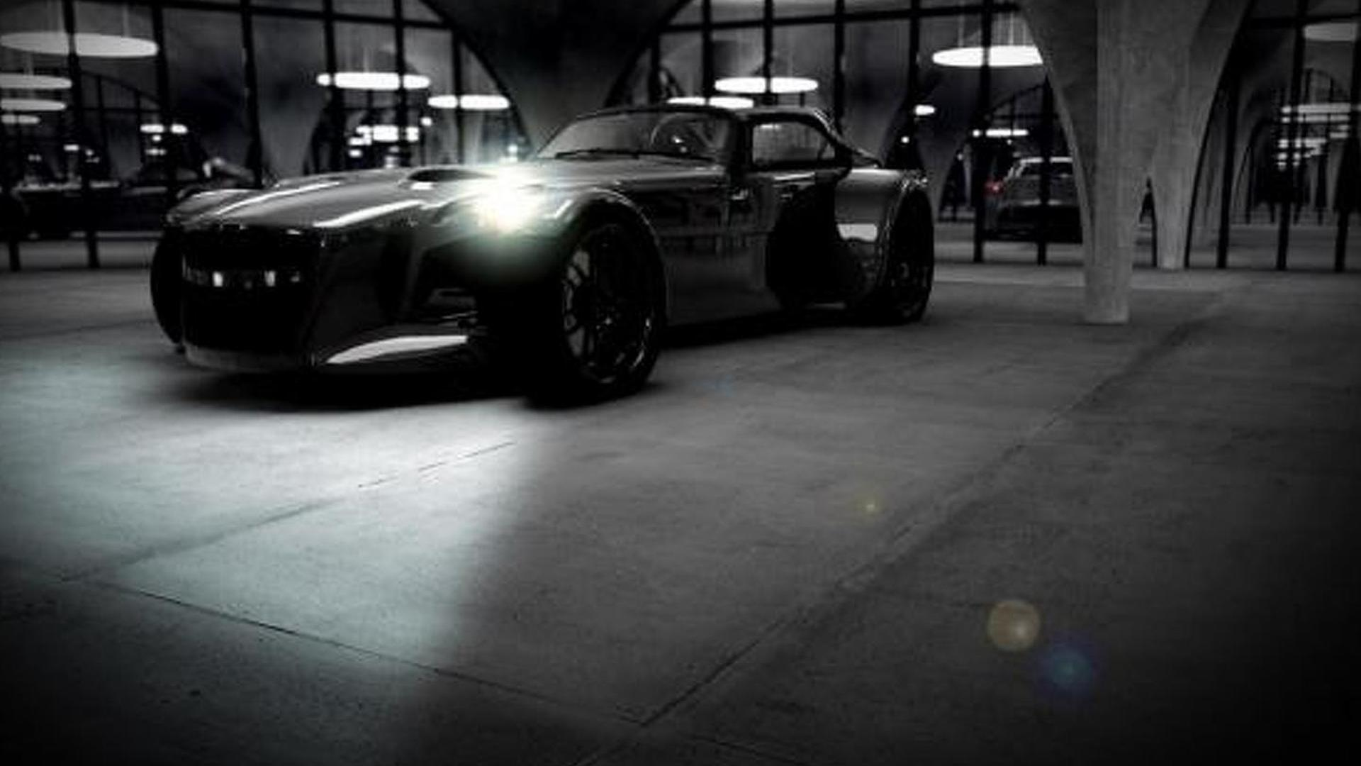 Donkervoort D8 GTO revealed with Audi's 2.5 TFSI engine [video]