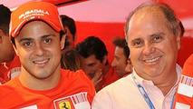 Massa's father makes it to Interlagos