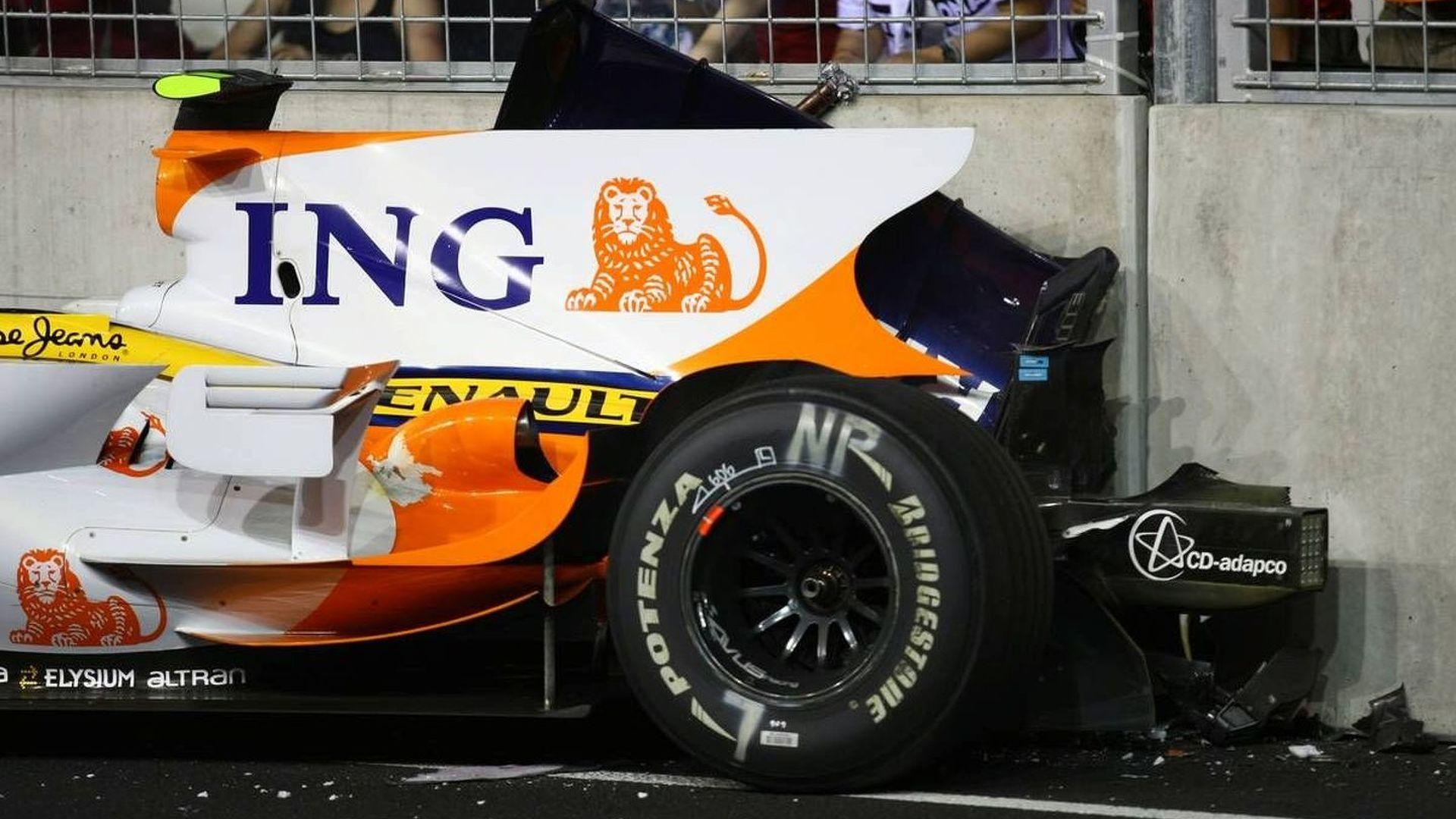 Piquet evidence leaks 'serious' - FIA