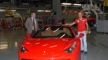 Ferrari 458 Italia HELE coming to Geneva - report [video]