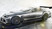 Mercedes-McLaren SLR based Renntech 777 Proves Horsepower Wars are NOT over