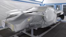 McLaren MP4-12C production, McLaren Technology Centre, Woking, UK 02.02.2011