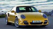 Porsche 997 911 Turbo Facelift Revealed