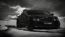 Bentley Continental Ultrasports 702 by wheelsandmore