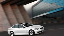 BMW 520d EfficientDynamics Edition announced