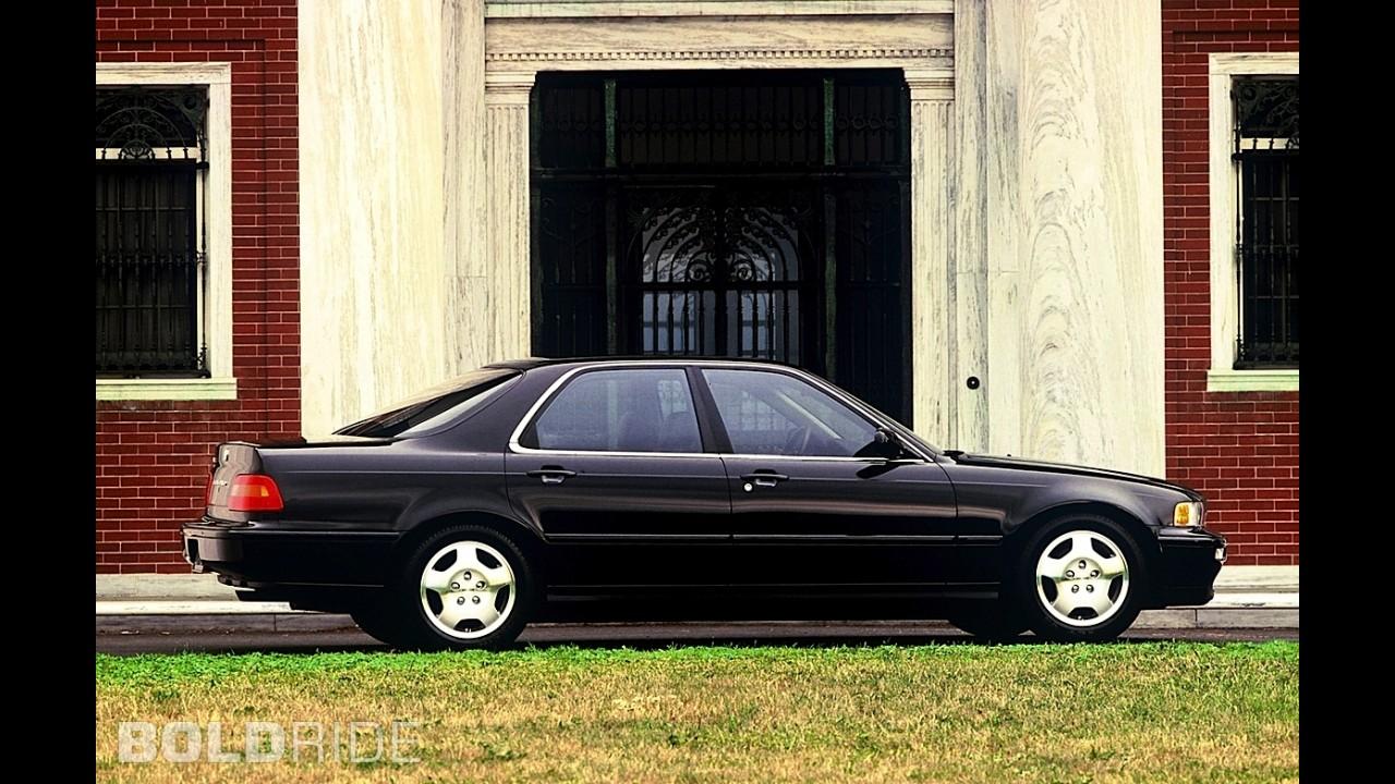 Acura Legend Sedan GS