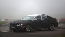 2016 Chevrolet Malibu spied undergoing testing in Germany