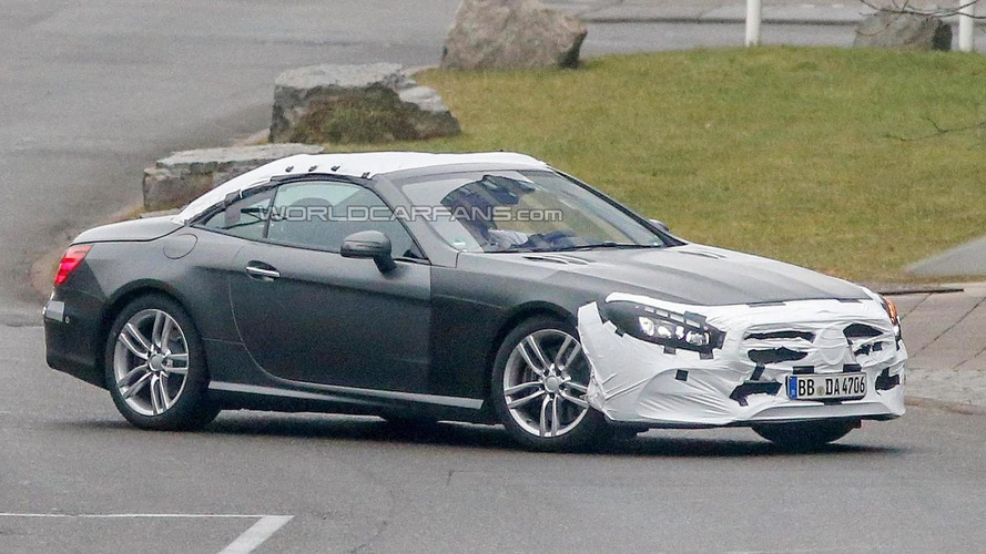 Mercedes-Benz SL facelift reportedly available for order in December, deliveries start March 2016