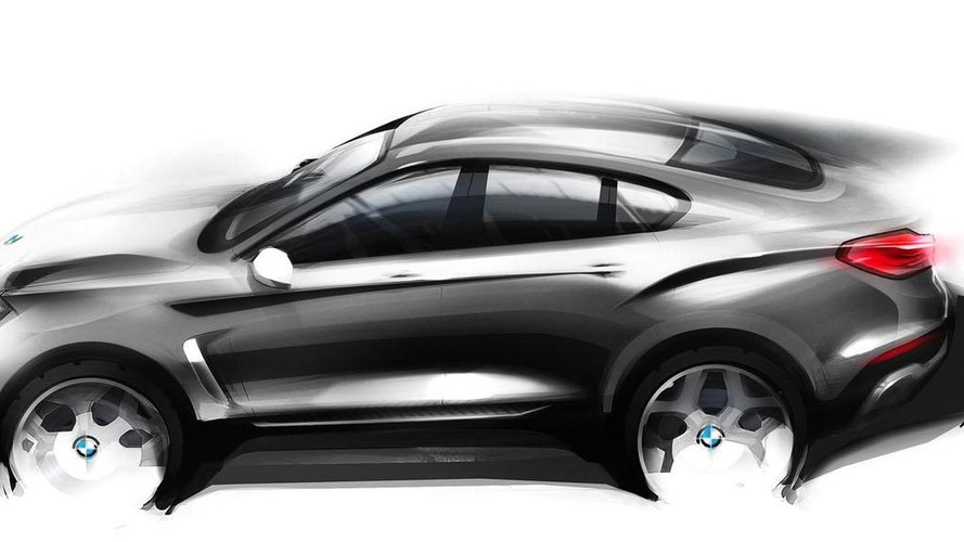 2015 BMW X6 unveiled, goes on sale in December [video]