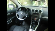 Avaliação - Chevrolet Captiva Sport V6 3.0 AWD 2011