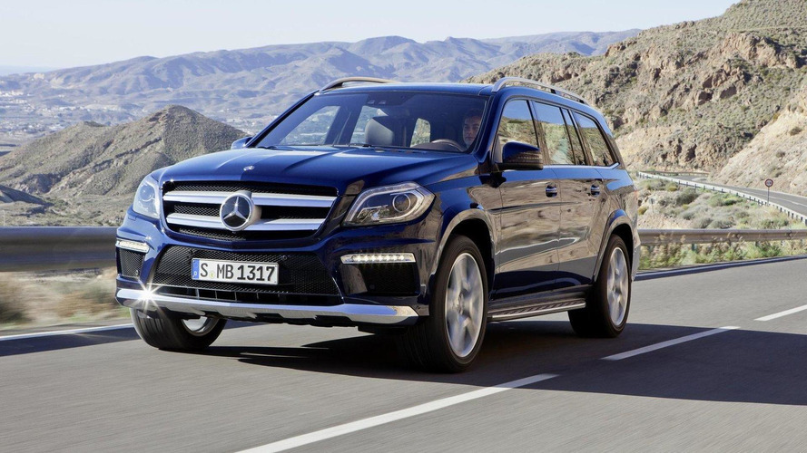 2018 Mercedes GL could offer a Pullman variant, may spawn an Aston Martin crossover - report